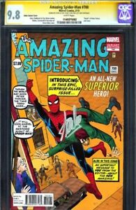 Amazing Spider-Man #700 Ditko Variant- Looking For
