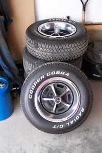 Wanted Chevy Magnum 500 rims