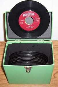 WANTED 45 RPM RECORDS FROM THE 1950 & 1960's