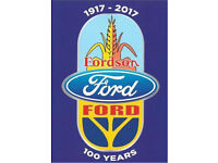 The BIG 100 Fordson, Ford & Newholland Tractor event