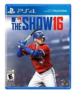 MLB 16 PS4