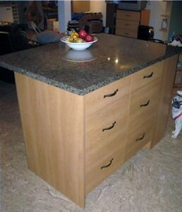 GRANITE island TOPS on SALE for $275 plus, ready to go Kitchener / Waterloo Kitchener Area image 3