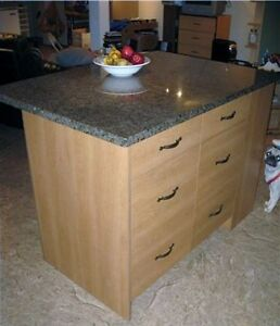 Granite Island Countertops, clearance, in specific sizes Kitchener / Waterloo Kitchener Area image 4