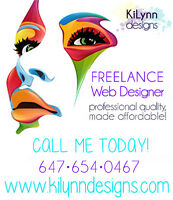 ** Affordable Web Design ** FREELANCE **