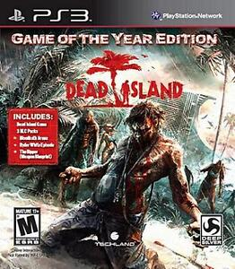 Trading PS3 Dead Island GOTY For Games On Any System