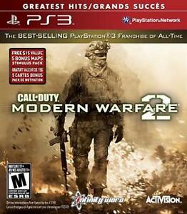 Trading PS3 Call Of Duty ModernWarfare 2 For Games On Any System
