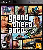 Trading PS3 GTA V Grand Theft Auto 5 For Games On Any System