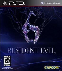 Trading PS3 Resident Evil 6 (New Sealed) For Games On Any System