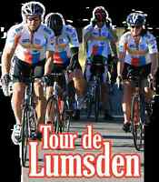 VOLUNTEERS NEEDED - RPCI Tour de Lumsden - Aug 23