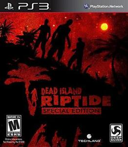 Trading PS3 Dead Island Riptide Spec Ed For Games On Any System