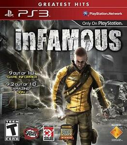 Trading PS3 Infamous For Games On Any System