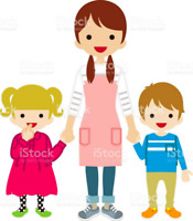 Experienced babysitter/nanny looking for July position