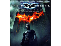The Dark knight BLU-RAY (NEW sealed) 2 disc special edition
