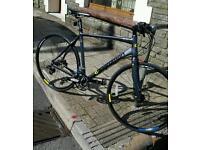 Boardman team mens hybrid bike