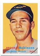 1957 Brooks Robinson
