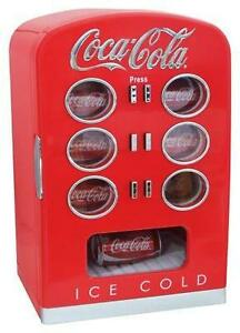 Classic Coca Cola Can Drink Cooler