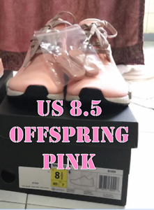 Urgent Adidas NMD R1 Vapour Pink Offspring US 8.5 womens 7.5 mens Greenway Tuggeranong Preview