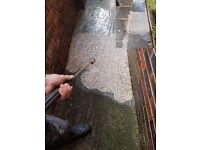 proffesional cleaning driveways e.t.c.