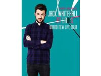 2 x Jack Whitehall - At Large Tour; First Direct Arena Leeds