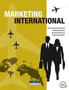 Marketing international Chenielière