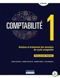 Comptabilité 1, 8e édition - Feuilles de travail