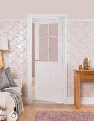 Pre Painted White Glazed Internal Door In Swanley Kent Gumtree