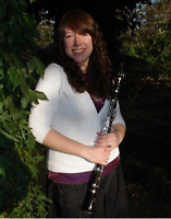 Clarinet Lessons in St. John's-Skype Option for remote students