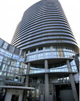 Fully Furnished Downtown Toronto Luxury Condo 1+den