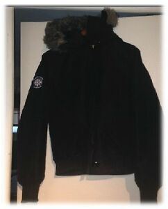 Down-filled Winter jacket