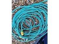 60ft of garden hose