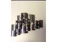 Artisan House Inc, New York, Ex Gillies, Metal Art Work. £125.