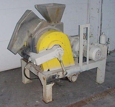 Asahi Press Continuous Mechanical Dehydrating Press