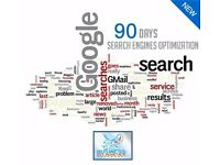 90-Days Google-SEO- Keep Your Business Phone Ringing