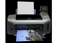 EPSON R300 PROFESSIONAL INKJET PHOTO PRINTER COMPLETE