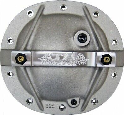 """Used, GM 7.5"""" 7.6"""" Chevy 10 Bolt TA Performance Aluminum Cover Girdle Low Profile 1809 for sale  Swartz Creek"""