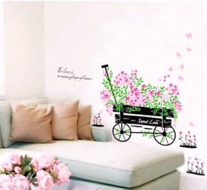 Easy To Use Wall Decals  $10 each