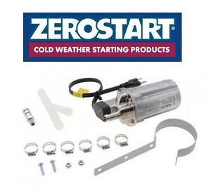 NEW ZEROSTART ENGINE HEATER Details about  Zerostart 330-8001 Circulation Engine Heater 107707698
