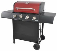 Walmart Back Yard Grill 4 burner at home BBQ assembly only $45