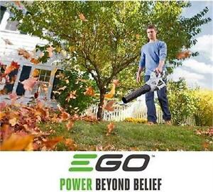 USED EGO 56V CORDLESS ELECTRIC BLOWER OUTDOOR POWER TOOL LEAF GRASS CLEAN UP 73918769