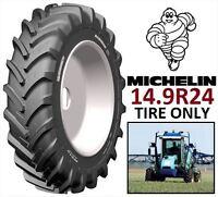 NEW MICHELIN AGRIBIB FARM TRACTOR TIRE 14.9R24