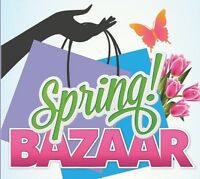Looking for vendors for Spring Market and Bazaar