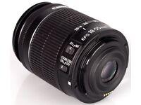 Canon EF 18-55mm lens