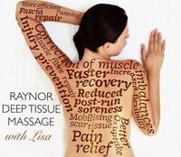 Leading Edge Deep Tissue Massage for Pain and Tension