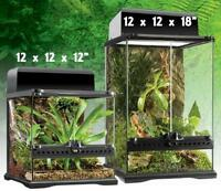 WANTED-EXO TERRA TANKS/ TERRARIUMS