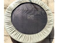 Rebounder trampoline £10