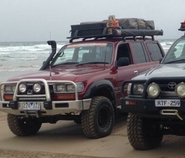 1991 Toyota LandCruiser Wagon Colac Colac-Otway Area Preview