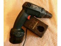 Black & decker 9.6v drill/screwdriver battery and charger. In good working order £20 ono