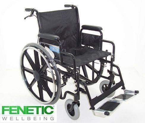 Heavy Duty Wheelchair Ebay