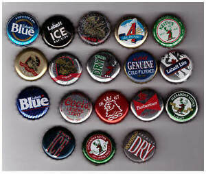 Looking for Large Acumulations of Beer Bottle Caps