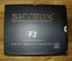Sky F3 2TB digital viewing box